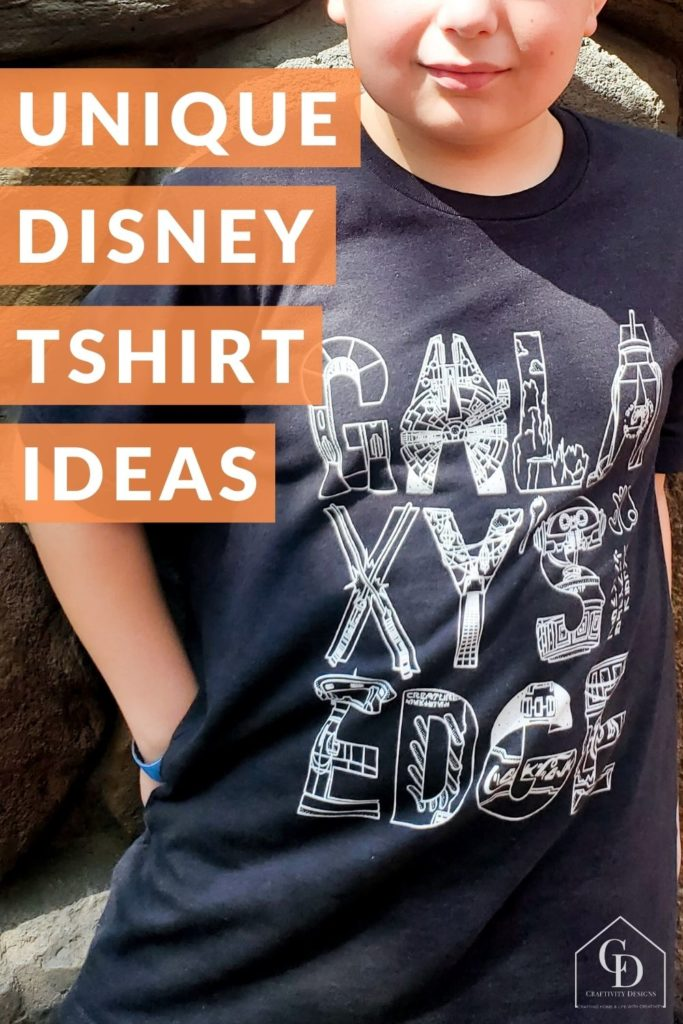 unique disney tshirt ideas