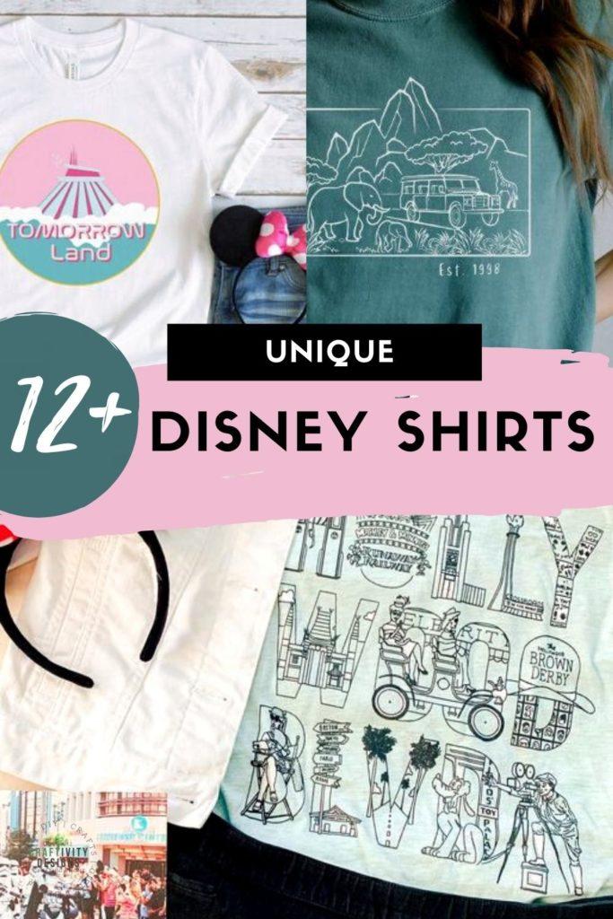 Unique Disney Shirts